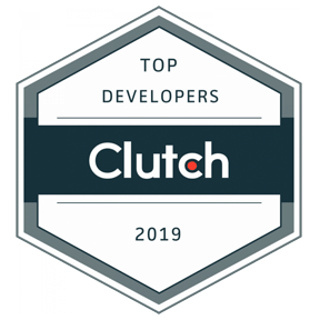 Clutch Top Developers award 2019